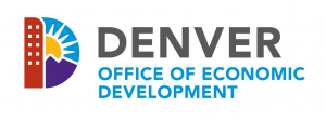 Denver Office of Economic Development logo