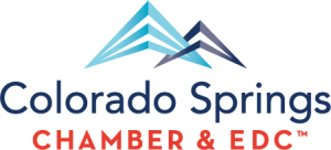 Colorado Springs Chamber & EDC logo