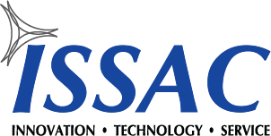 ISSAC logo