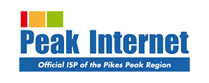 Peak Internet logo