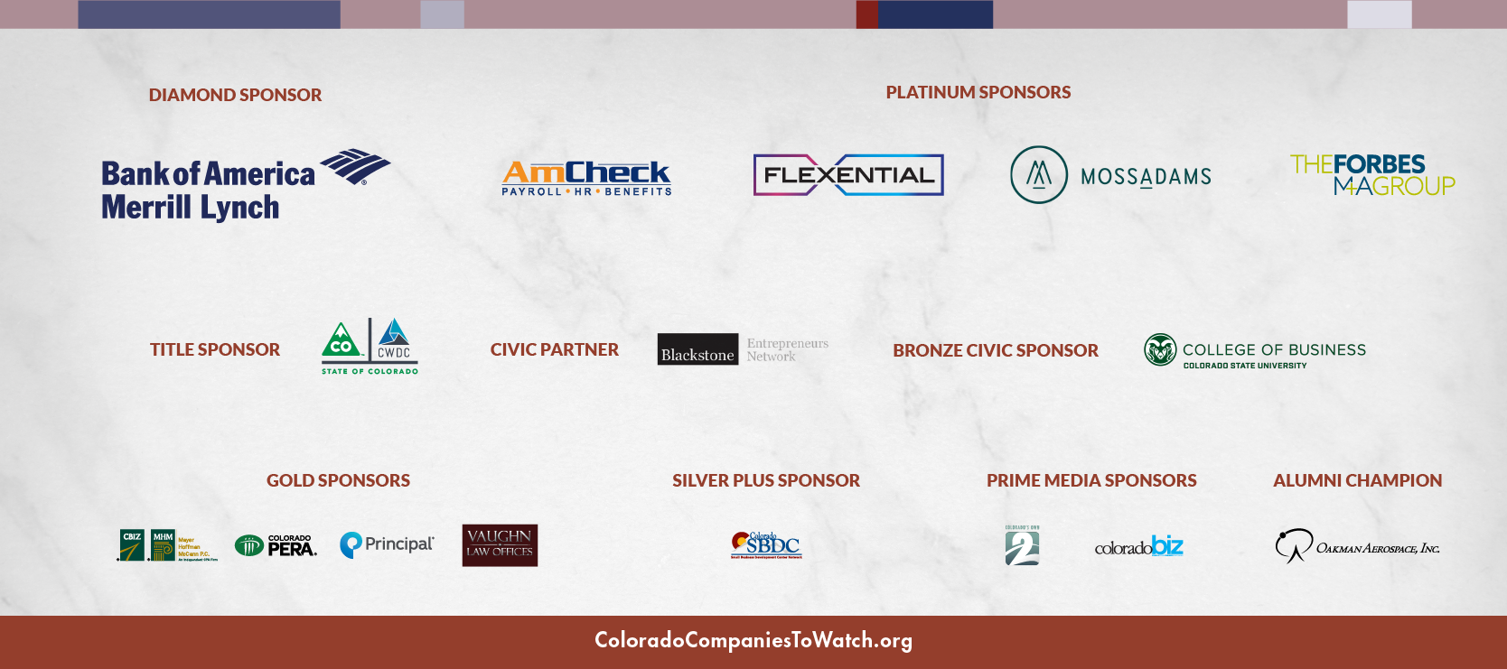 10th Annual Gala Celebration Sponsors image