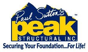 Paul Sutton's Peak Structural logo