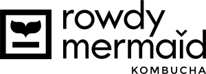 Rowdy Mermaid Kombucha logo
