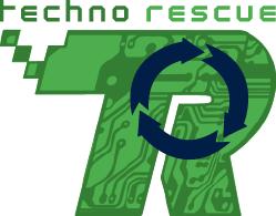Techno Rescue logo