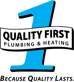 Quality First Plumbing & Heating logo