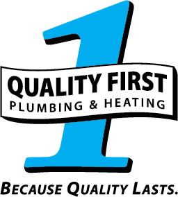Quality First Plumbing & Heating logo