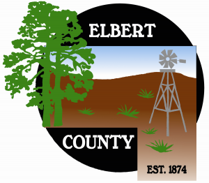 Elbert County Logo
